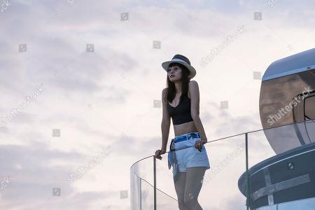 Stock Photo of Shioli Kutsuna as Suzy Nakamura