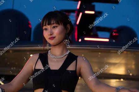 Stock Picture of Shioli Kutsuna as Suzy Nakamura