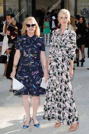 Kathy Hilton and Nicky Hilton Rothschild Rotschild