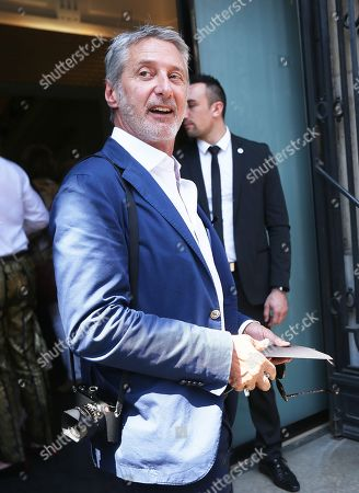 Stock Image of Antoine de Caunes