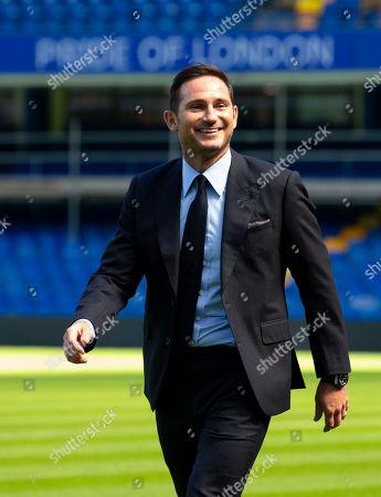 Photos de stock de Frank Lampard presented Chelsea FC