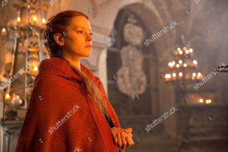 Daisy Ridley as Ophelia