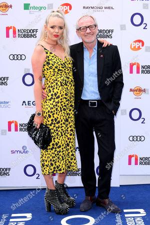 Maddie Chapman and Mike Chapman