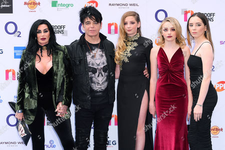 Editorial picture of Nordoff Robbins O2 Silver Clef Awards, Arrivals, Grosvenor House, London, UK - 05 Jul 2019
