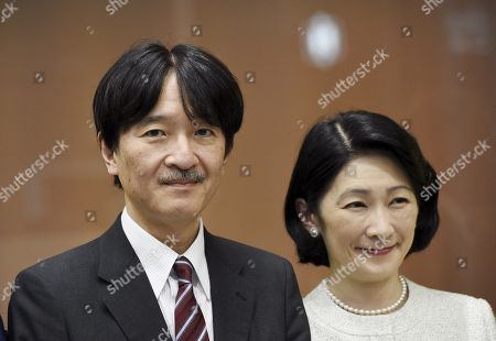 Crown Prince Akishino and Crown Princess Akishino of Japan learn about Finland's maternity and child healthcare services at the Iso Omena maternity clinic in Espoo. During their four-day visit, Their Imperial Highnesses will explore Finnish culture, landmarks, nature and healthcare.