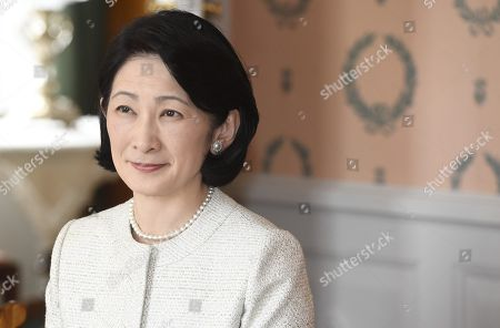 Crown Princess Akishino of Japan attend dinner hosted by Fiskars Village and Raasepori Town in Raasepori. During their four-day visit, Their Imperial Highnesses will explore Finnish culture, landmarks, nature and healthcare.