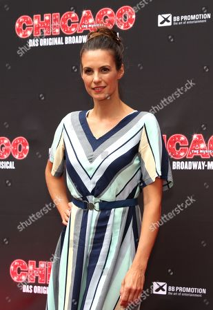 Editorial picture of Chicago musical premiere in Berlin, Germany - 04 Jul 2019