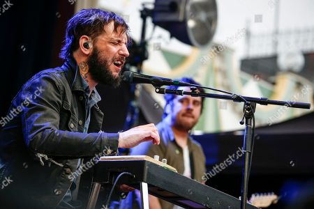 Stock Picture of Band of Horses - Ben Bridwell