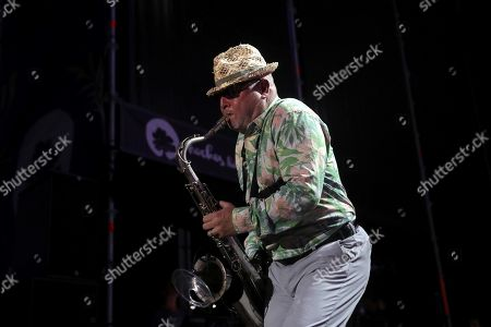 Editorial image of Madness in concert, Madrid, Spain - 04 Jul 2019