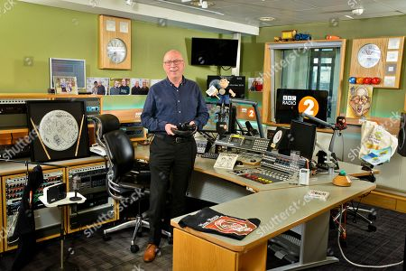 Editorial picture of Ken Bruce photo call, London, UK - 22 Mar 2019