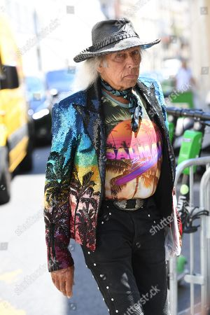 Street Style - James Goldstein