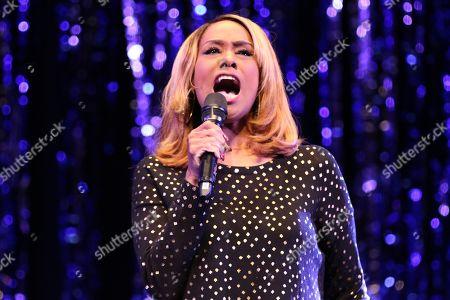 Stock Photo of Jennifer Holliday