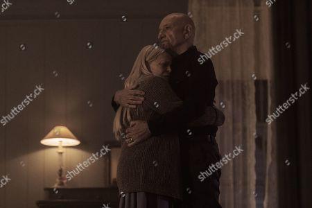 Jacki Weaver as Lillian Brown and Sir Ben Kingsley as Pastor Byron Brown