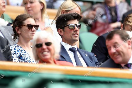 Editorial image of Wimbledon Tennis Championships, Day 5, The All England Lawn Tennis and Croquet Club, London, UK - 05 Jul 2019