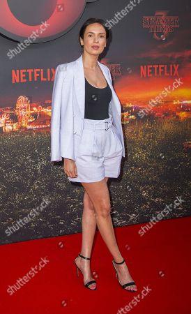 Editorial photo of 'Stranger Things' TV show season 3 premiere, Paris, France - 04 Jul 2019