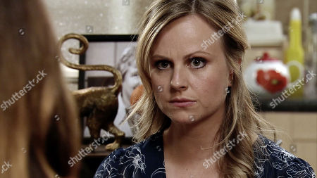 Ep 9822 Monday 15th July 2019 - 2nd Ep Carla reveals that Sarah Platt's, as played by Tina O'Brien, phone wasn't amongst the stolen phones she returned and that she had dreamt Gary had visited her and gone through her handbag. Later, Sarah tells Adam that she has a horrible hunch that Gary was involved with the roof collapse and Adam urges her to go to the police.