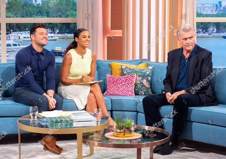 Mark Wright, Rochelle Humes, James Brolin