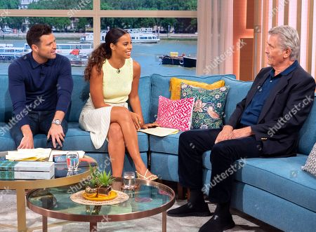 Editorial image of 'This Morning' TV show, London, UK - 05 Jul 2019