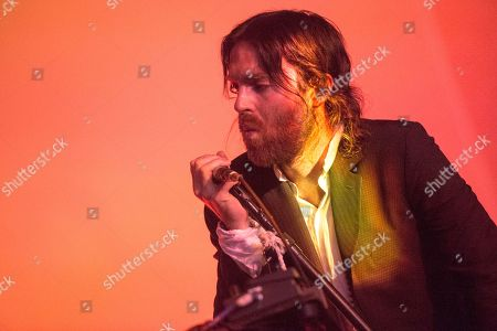 Stock Picture of Nick Murphy (Chet Faker)