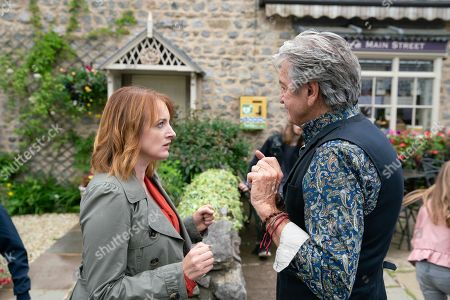 Ep 8547 Thursday 25th July 2019 - 2nd Ep Matty, Ryan and Rodney Blackstock, as played by Patrick Mower, decide to continue with their business partnership but Rodney's acting suspiciously. What is he hiding? With Nicola King, as played by Nicola Wheeler.