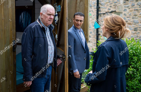 Editorial photo of 'Emmerdale' TV Show UK  - 2019