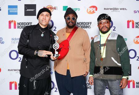 Black Eyed Peas - Taboo, will i am, apl de ap