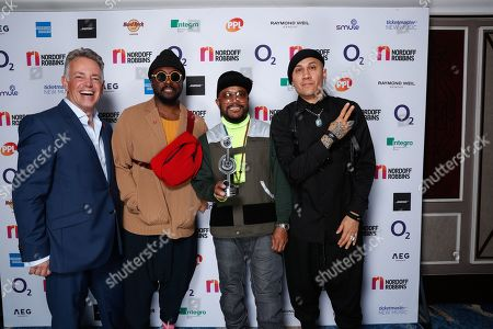 Black Eyed Peas - will i am, apl de ap, Taboo