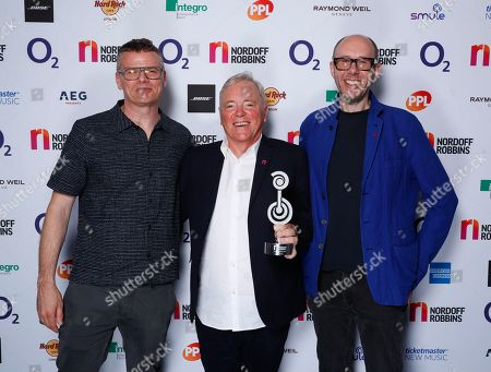 The Chemical Brothers and Bernard Sumner
