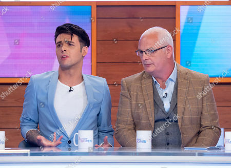 Jaymi Hensley and his dad David Hensley