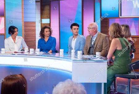 Editorial picture of 'Loose Women' TV show, London, UK - 05 Jul 2019