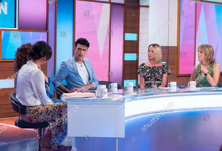 Editorial photo of 'Loose Women' TV show, London, UK - 05 Jul 2019