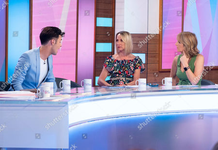 Jaymi Hensley, Carol McGiffin and Kaye Adams