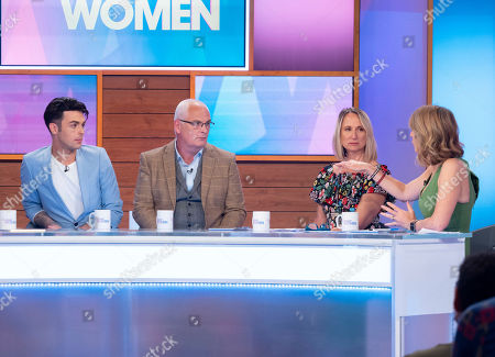 Editorial image of 'Loose Women' TV show, London, UK - 05 Jul 2019