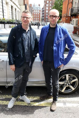Chemical Brothers - Ed Simons and Tom Rowlands