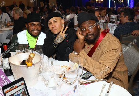 Black Eyed Peas - apl de ap, Taboo, will i am