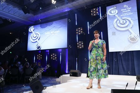 Editorial image of Nordoff Robbins O2 Silver Clef Awards, Inside, Grosvenor House, London, UK - 05 Jul 2019