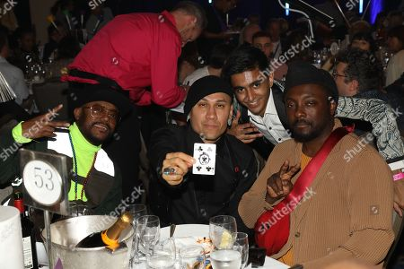 Black Eyed Peas - apl de ap, Taboo and will i am