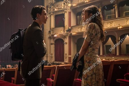 Editorial photo of 'Spider-Man: Far from Home' Film - 2019