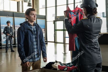 Editorial picture of 'Spider-Man: Far from Home' Film - 2019