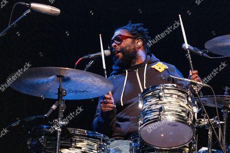 The Roots - Questlove (Ahmir Thompson)