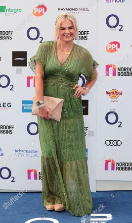 Editorial image of Nordoff Robbins O2 Silver Clef Awards, Arrivals, Grosvenor House, London, UK - 05 Jul 2019