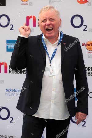 Editorial photo of Nordoff Robbins O2 Silver Clef Awards, Arrivals, Grosvenor House, London, UK - 05 Jul 2019