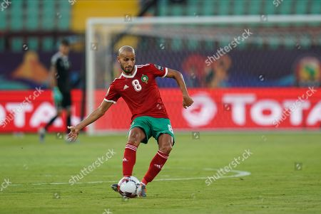 Editorial image of Marocco v Benin - African Cup of Nations, Cairo, USA - 05 Jul 2019