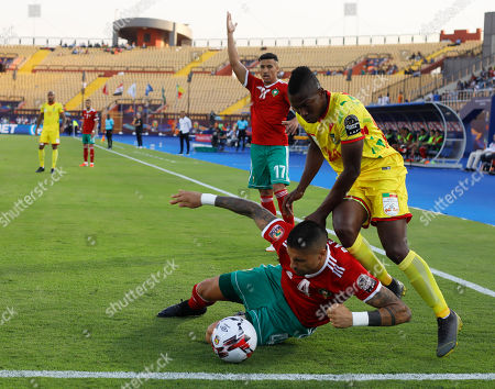 Editorial picture of Africa Cup Soccer, Cairo, Egypt - 05 Jul 2019