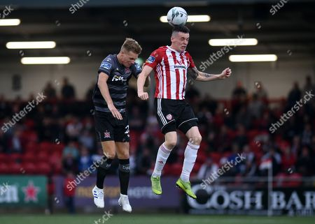 Editorial image of SSE Airtricity League Premier Division, Ryan McBride Brandywell Stadium, Co. Derry  - 05 Jul 2019