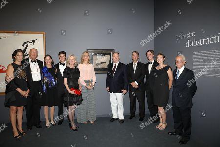 Princess Cristina, Prince Albert II