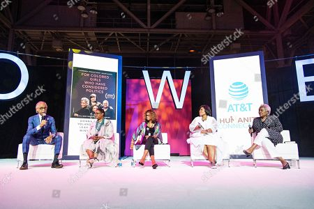 Editorial photo of 2019 Essence Festival - Day 1, New Orleans, USA - 05 Jul 2019