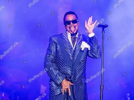 Morris Day performs at the 2019 Essence Festival at the Mercedes-Benz Superdome, in New Orleans