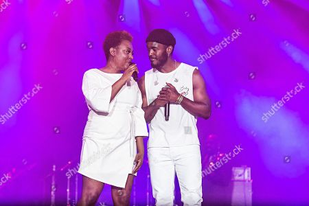 Editorial image of 2019 Essence Festival - Day 1, New Orleans, USA - 05 Jul 2019