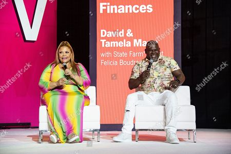 Editorial picture of 2019 Essence Festival - Day 1, New Orleans, USA - 05 Jul 2019